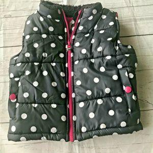 Carters Girls Puffer Jacket Sz 3T